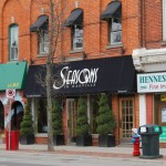 Downtown Oakville Restaurants