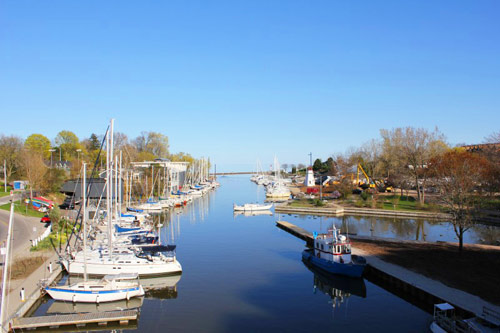 Oakville-Harbour