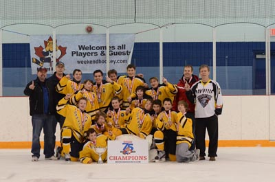 MOHA hockey oakville 2013