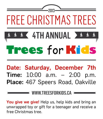 trees for kids century 21 miller oakville 2013