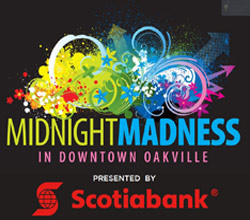 Midnight Madness Downtown Oakville 2015