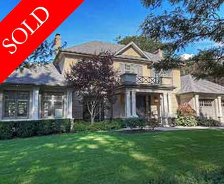 1267 Donlea Crescent home for sale Oakville listed by David Newton
